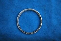 Vintage Omega Original Bezel For Speedmaster Moon Watch 1940and039s Used Ring