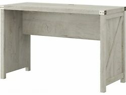 Kathy Ireland Home By Bush Furniture Cottage Grove 48 Writing Desk Cottage
