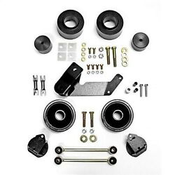 Rubicon Express Re7133t Spacer Lift System W/shock Fits 07-18 Wrangler Jk