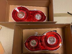 Nissan Genuine R35 Gt-r Gtr Led Taillamp Taillights Pair Left And Right Set New