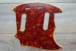 Fender Tortoise Mustang Celluloid Pickguard Japan 2017 Traditional 60and039s
