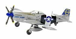 Platz 1/144 Us Army P-51d Mustang Pacific Front 5th Air Force 2 Plane Set Pdr-12