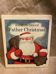 Father Christmas By Raymond Briggs 1st / 1st 1973 First Print Excellent