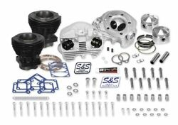 S And S Cycle 1984 Harley Davidson Flh Electra Glide 80 Complete Top End Kit Bt