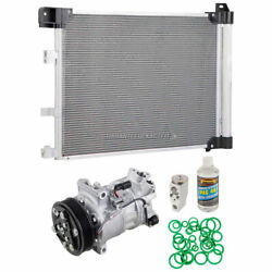 For Nissan Sentra 2013 2014 2015 Oem Ac Compressor And A/c Repair Kit Csw