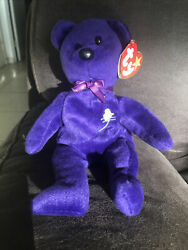 Princess Diana Ty Beanie Baby. 1997. Excellent Condition
