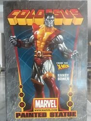 Rare Colossus Randy Bowen Marvel Painted Full Size Statue X-men New In Box