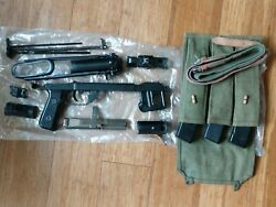 Polish Pps43 7.62x25mm Parts Kit With Extras 2