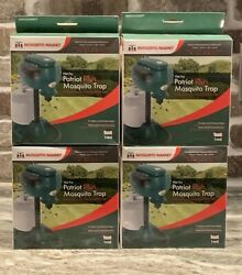 Lot Of 4 Mosquito Magnet Replacement Net For Patriot/defender Mosquito Mm4200net