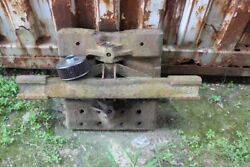 Center Beam For Front Axle, David Brown 990 Farm Tractor, Used
