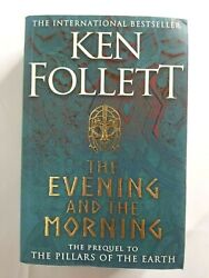 The Evening and the Morning by Ken Follett Paperback Prequel $18.95