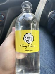 Danny Duncan's Water Exclusively Sold At Danny's Cream Pies
