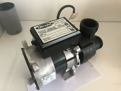 Ultrajet Power Wow Pump 1 Speed With Air Switch Cable . Hot Tub And Spa