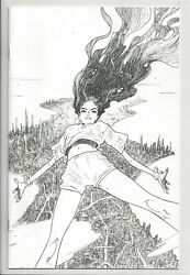 Many Deaths Of Laila Starr 1 2nd Print 1 Per Store Sketch Variant 2021 Nm- Nm