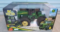 Ertl John Deere 9620 Tractor 24 Rc Remote Control Full Function Toy Model Works