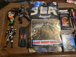 Vintage Batman Lot- Toys And Collectables.