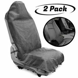 Lebogner Car Seat Towel Cover For Post Gym Workout Running And Swimming 2 Pac...