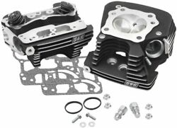 S And S Cycle 1999 Harley Davidson Flhr Road King Head Kit Blk 89cc 90-1106