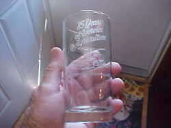 Sperry New Holland 85 Years Of Service To Agriculture Drinking Glass Tractor New