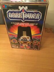 Mb Games - Dark Tower - Vintage Electronic Board Game Boxed Complete C22r