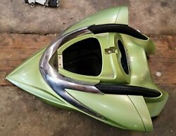 Sea Doo Rxp 215 Green 2004 Front Hood Upper Storage Compartment Cover Lid Hatch