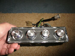 65-67 Chevy Impala Chevelle Fm Stereo Multiplex Unit Untested Very Clean Looking