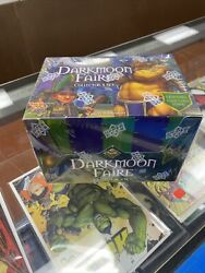 World Of Warcraft Darkmoon Faire - Factory Sealed Display Of 10 Collector Sets