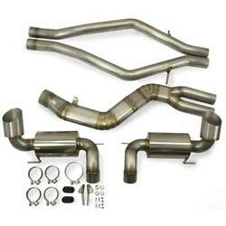 Ets Cat Back Exhaust System For The A90 2020+ Toyota Supra