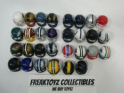 Mighty Helmet Racers Lot Of 30 Helmets + 1 Car, No Remote, Not Tested