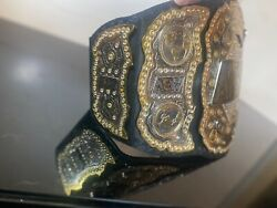 Aew Tag,unfinished Tnt,world, And Ftw Replica Belts. Selling Alltogether