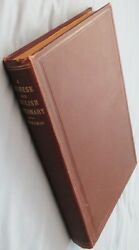 Antique 1871 Chinese And English Dictionary Rev W Lobscheid 1st Hong Kong China