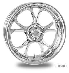 Performance Machine 1269-7814r-lux-ch Forged Luxe Wheels 18 X 5.5 Chrome