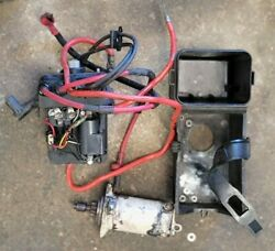 Sea Doo Gti Rear Electrical Box Ignition Coil Fuse Relay Solenoid 717 720 Gts