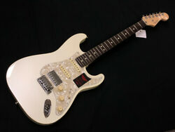 Exhibition Including Postage Fender Made In Japan Modern Stratocaster Hss