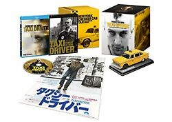 Taxi Driver Blu-ray Box Ny Checker Cab Columbia Pictures 90th Anniversary Japan