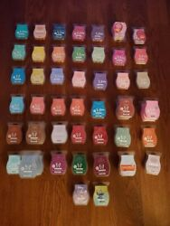 Scentsy Bars Limited and retired scents