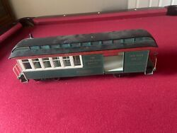 Bachmann G Scale Pennsysvania Cassius Combine Passaenger Pullman Parts Only