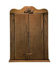 Refurbished Vintage Country Farmhouse Wood Cabinet Medicine/spice Wall Cabinet