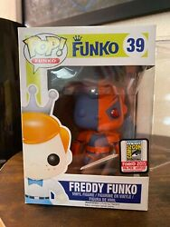 Freddy Funko As Deathstroke Sdcc 2015 Exclusive Le 196 Piece - View All Photos
