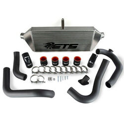 Ets 3.5 Front Mount Intercooler Kit With Piping For Subaru 2005-2009 Legacy Gt