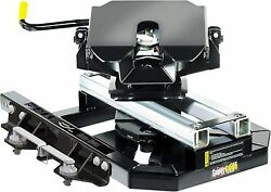 Pullrite 2915 Puck Series 20k Superglide Auto Sliding Fifth Wheel Hitch