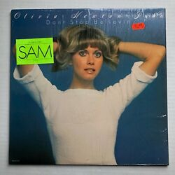 Olivia Newton-john Donand039t Stop Believinand039 1976 Us Org Lp Gaine Hype Autocollant