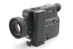 Top Mint Canon Canosound 514xl-s Super 8 8mm Film Movie Camera From Japan