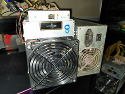 Bitmain Antminer L3+ 504 Mh/ Used And Tested. Dogecoin Litecoin Ltc Usa Seller