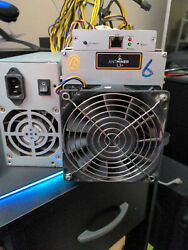 Bitmain Antminer L3+ Used And Tested. Dogecoin Litecoin Ltc Usa Seller