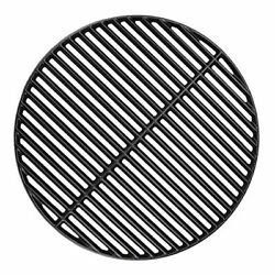 Cast Iron Round Cooking Grate 18 3/16 For Big Green Egg Kamado Vision Grill