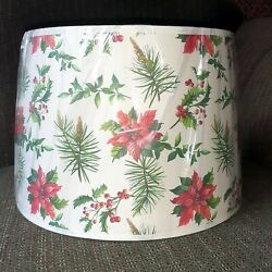 12 Aladdin Holly And Pine Parchment Shade For Alladin Lamp