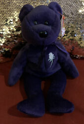 1997 Princess Diana Ty Beanie Baby Very Rare And Unique Vintage Collectible