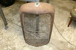 Vintage 1934 Ford Truck Grille Shell 1932 1933 Hot Rat Rod