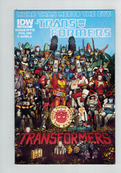 Transformers More Than Meets The Eye 2012  12 Retailer Incentive Cover 8...